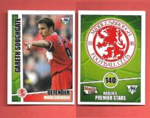 Middlesbrough Gareth Southgate 140 (MPS)